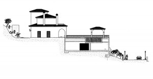 Plan 02 Villa San Julia, Alhuarín El Grande in the south of Spain