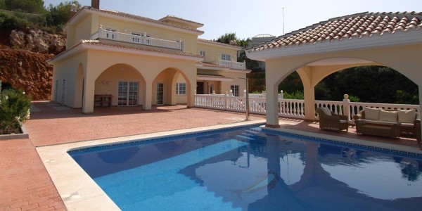 Luxury Villa Julia for sale in Málaga province, Spain