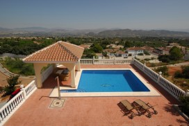 Luxury property Villa Julia for sale in the south of Spain