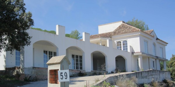 Luxury Villa Southwell located near Alhuarin El Grande in the south of Spain