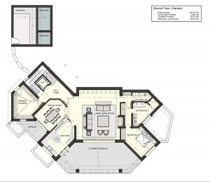 Layout Ground Floor