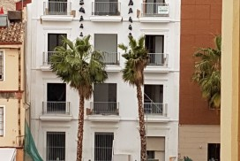 5 storey luxurious townhouse in Málaga